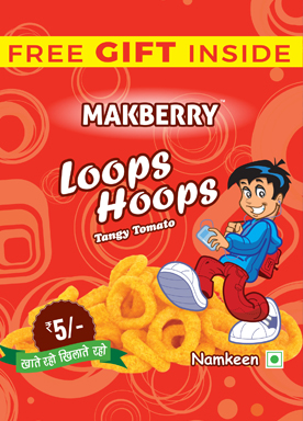 Loops Hoops (Tangy Tomato)